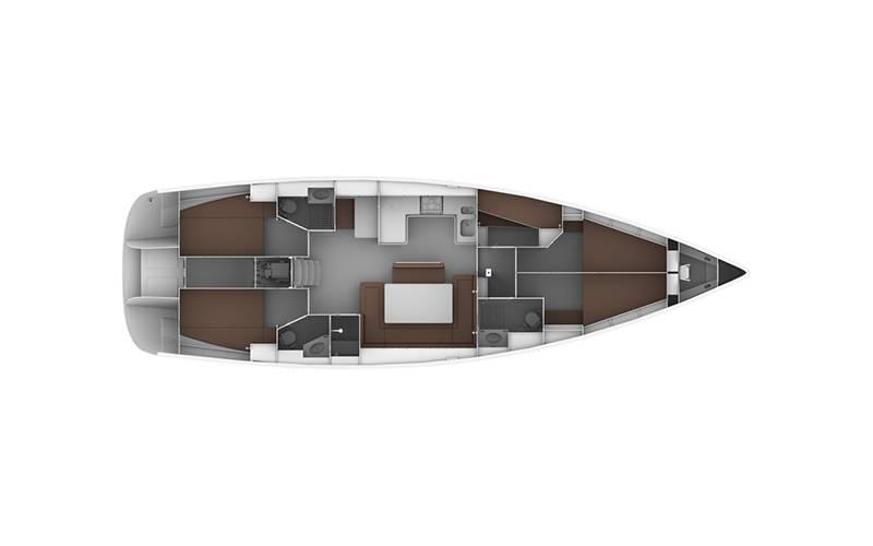 Bavaria Cruiser 50  | Marjana I