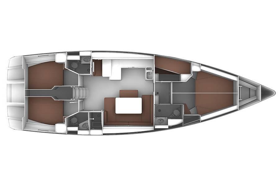 Bavaria Cruiser 51  | Sveti Ante
