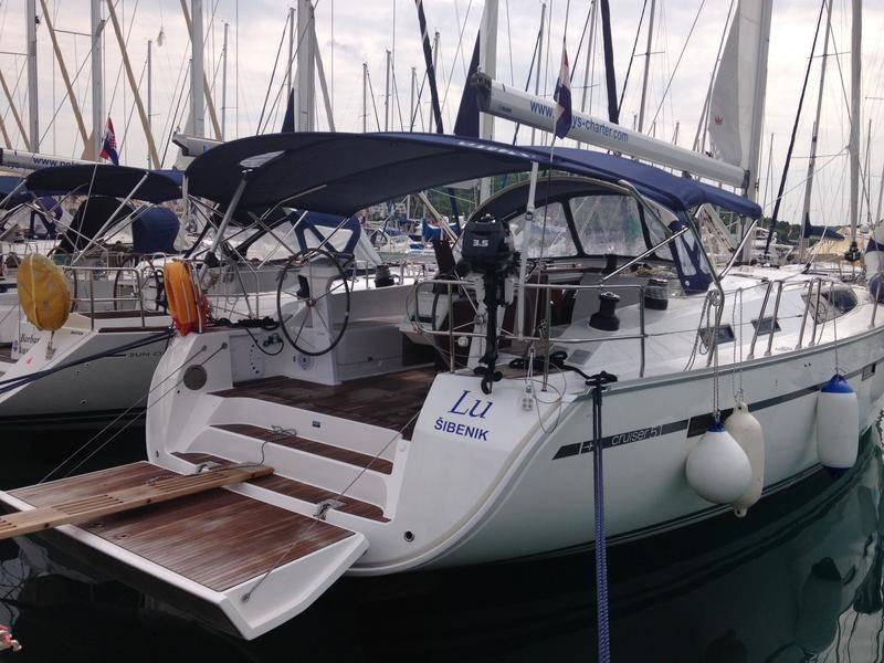Bavaria Cruiser 51    LU