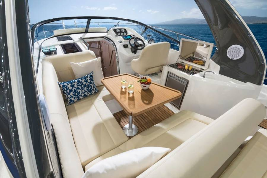 Bavaria S29  | Spirit of St. Tropez