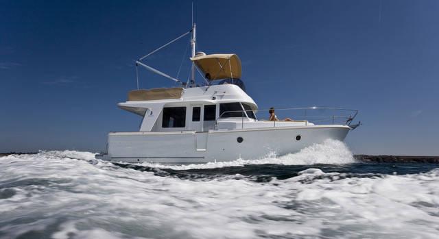 Swift Trawler 34 Fly
