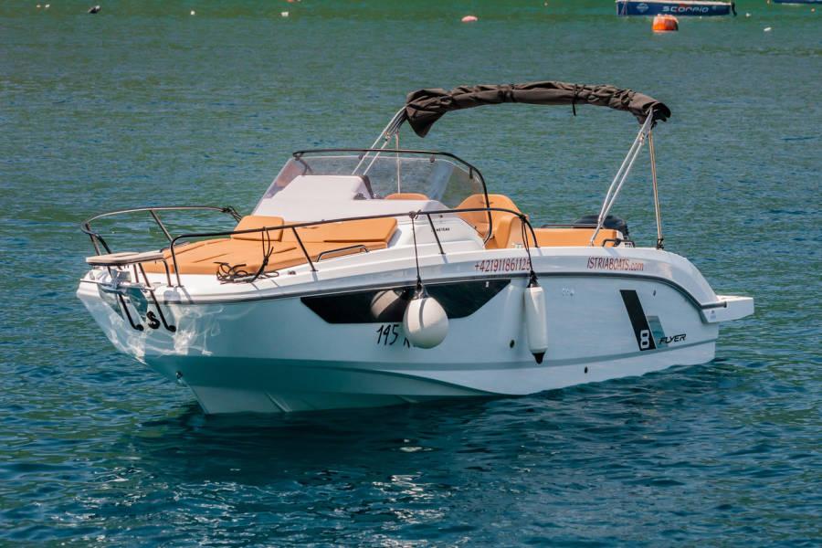 Beneteau Flyer 8 Sun deck