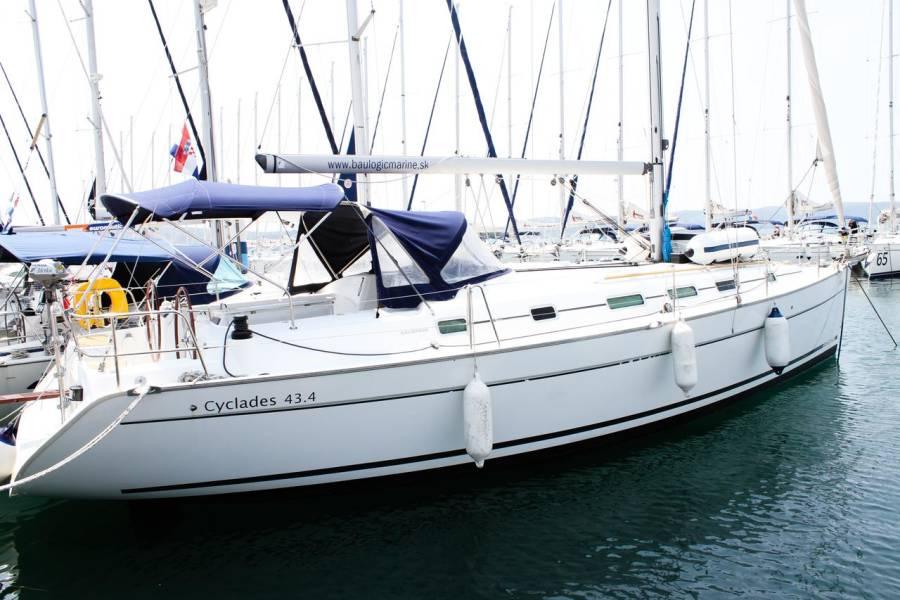 Cyclades 43.4    Zdenka