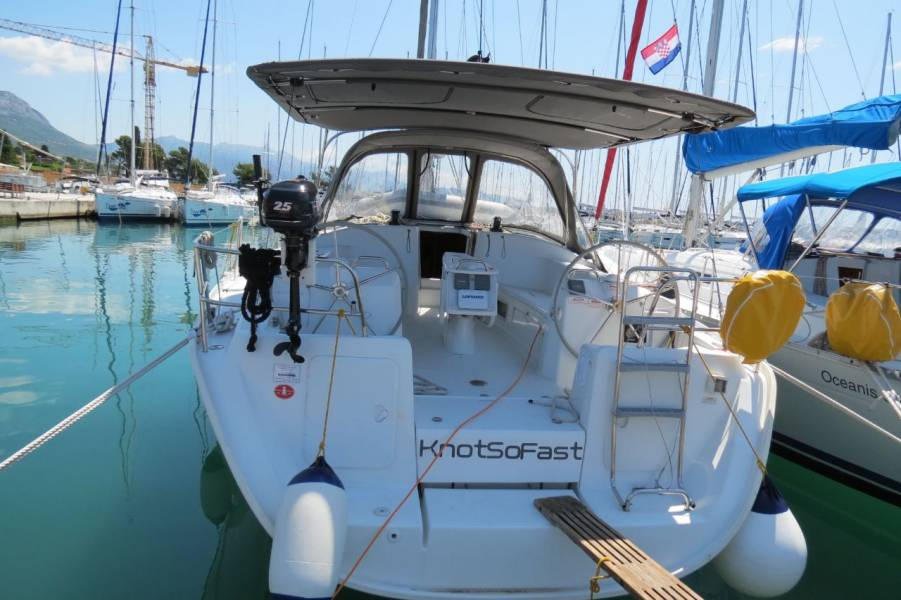 Cyclades 43.4  | Knot so fast