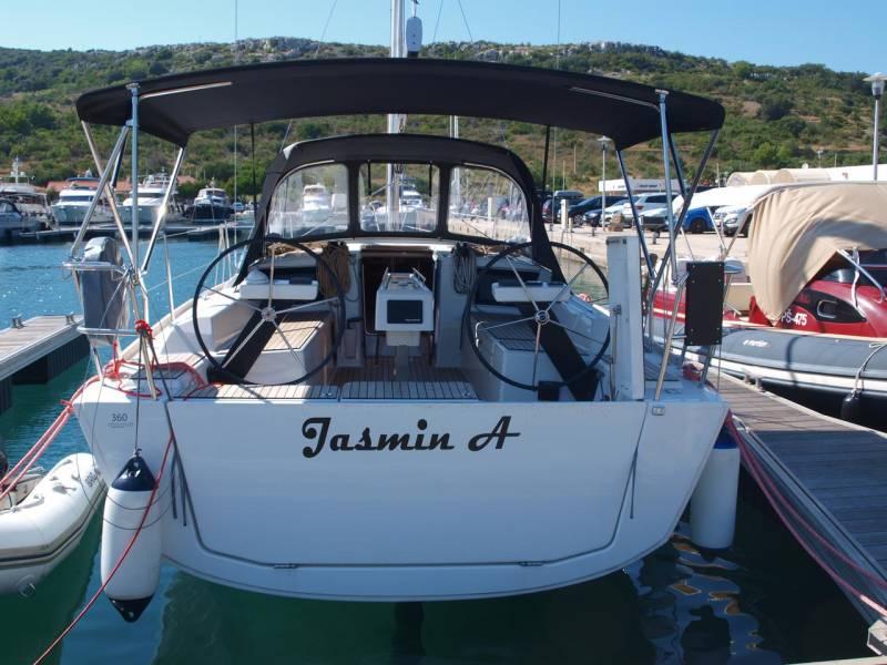 Dufour 360 GL  | Jasmin A