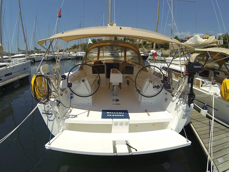 Dufour 382 GL    Tanja