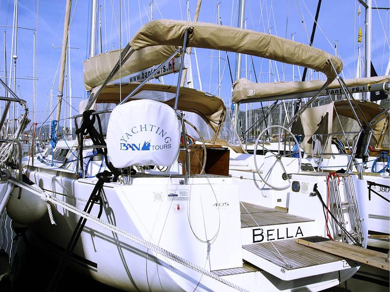 Dufour 405 GL | Bella