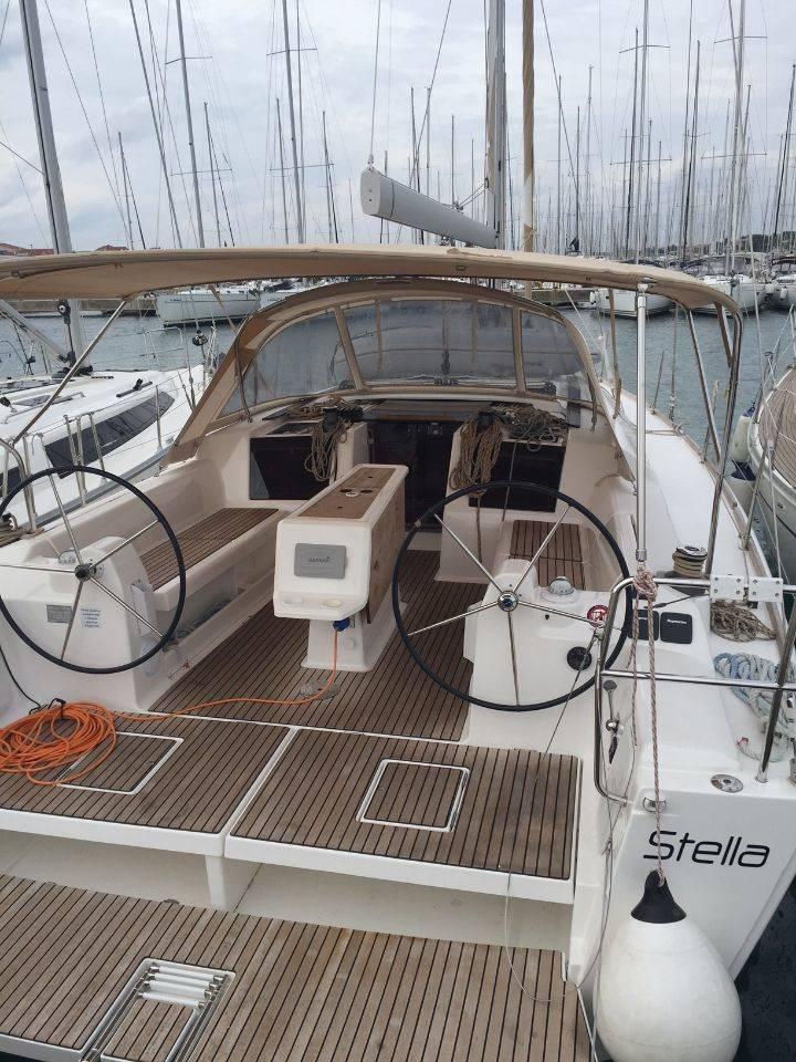 Dufour 410 GL  | Stella