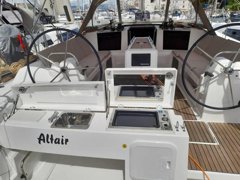 Dufour 412  | Altair