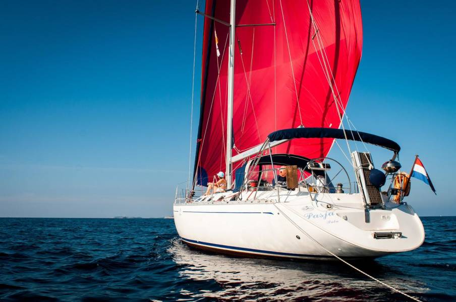 Dufour 45 Classic   Pasja SKIPPERED