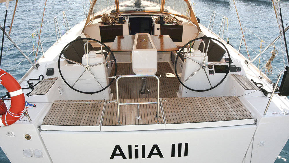 Dufour 460 GL    Alila III