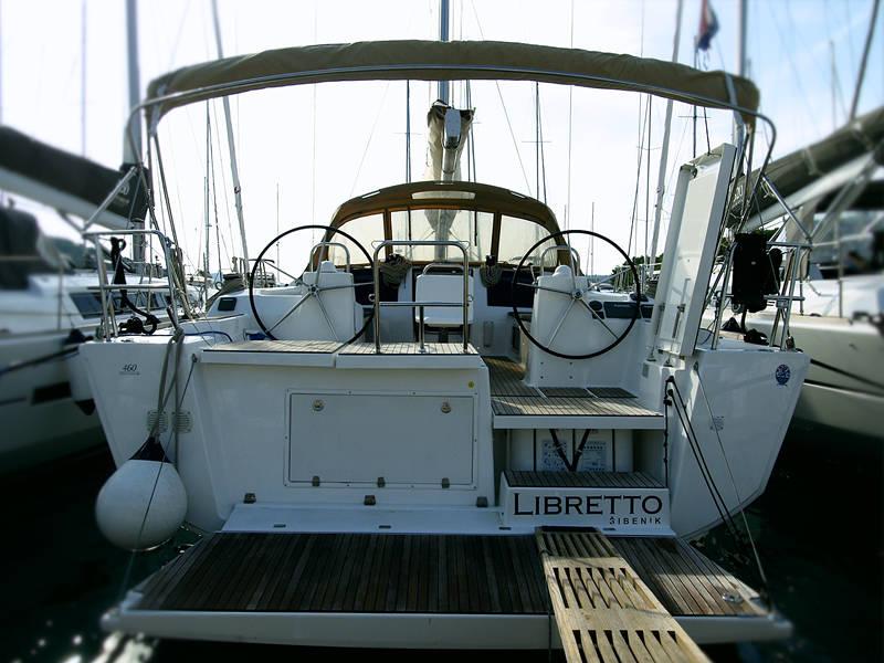 Dufour 460 GL  | LIBRETTO