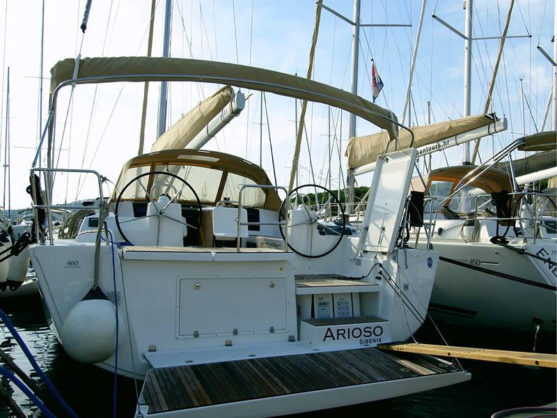 Dufour 460 GL  | ARIOSO