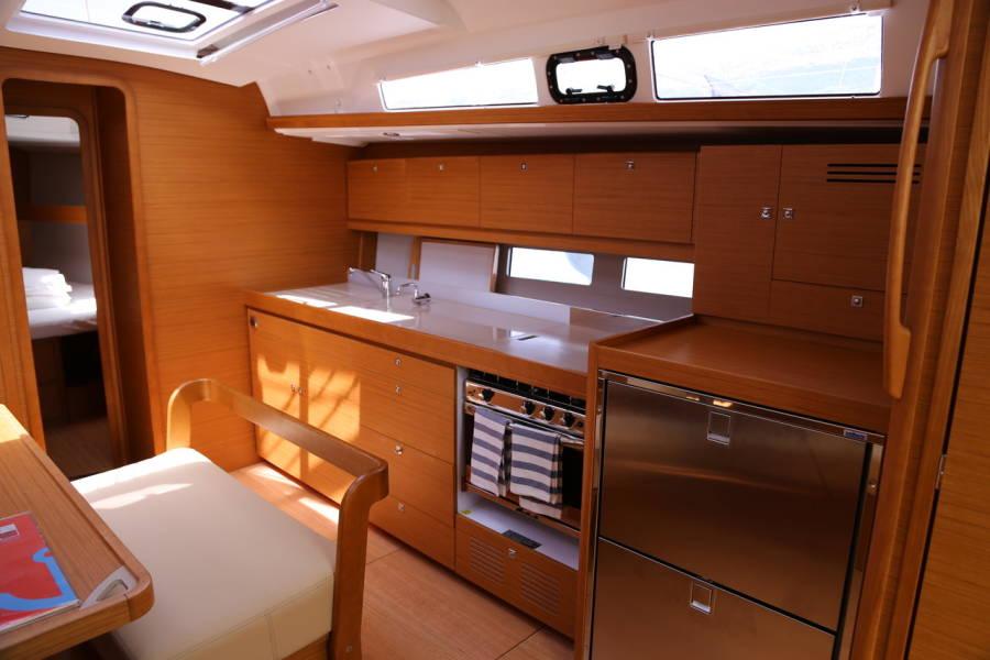 Dufour 460 GL  | Sea Hawk