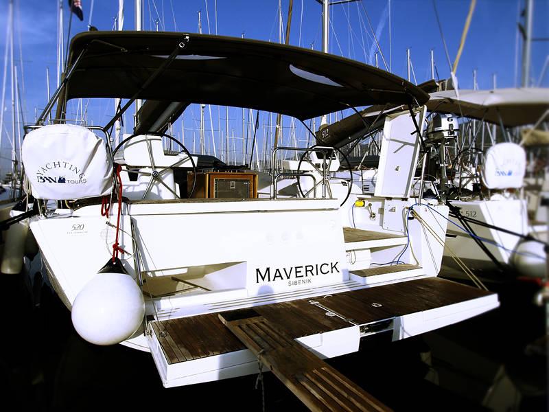 Dufour 520 GL   Maverick