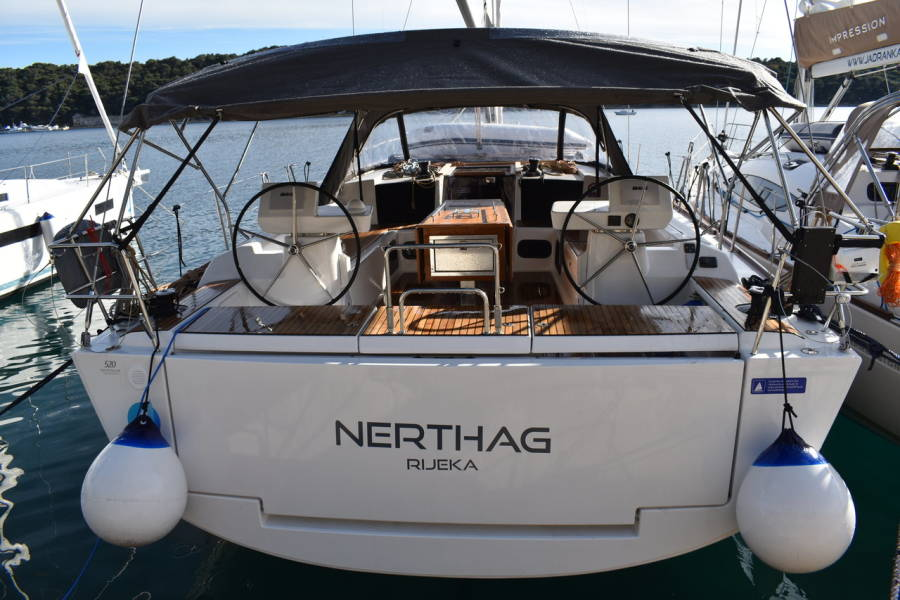 Dufour 520 GL    Nerthag
