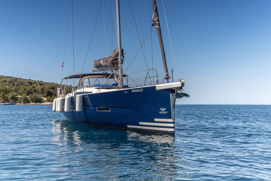Dufour 56 Exclusive    BARMALEY  - FULLY EQUIPPED