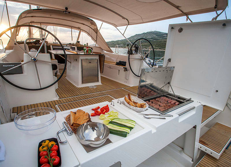 Dufour 56 Exclusive    BAZILIO  - FULLY EQUIPPED