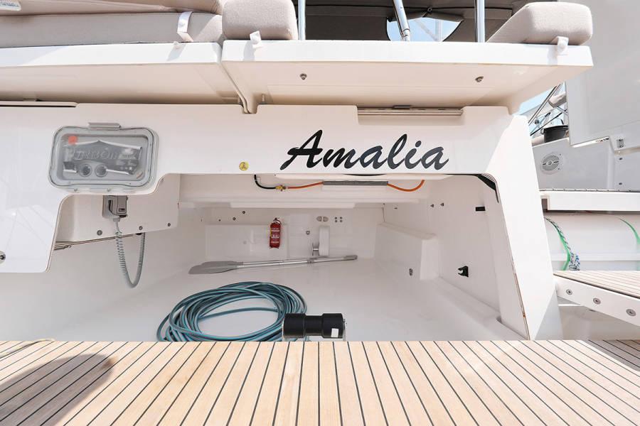 Dufour 56 Exclusive  | Amalia