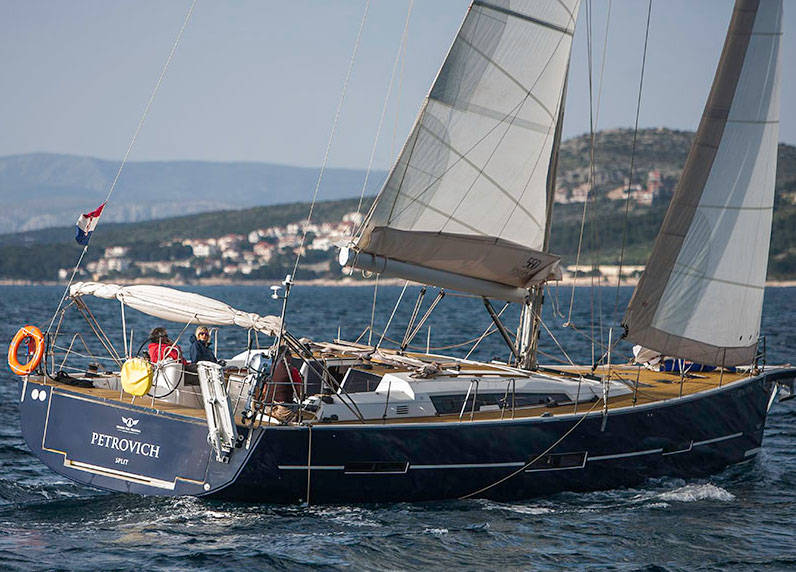 Dufour 560 GL | LETO - FULLY EQUIPPED