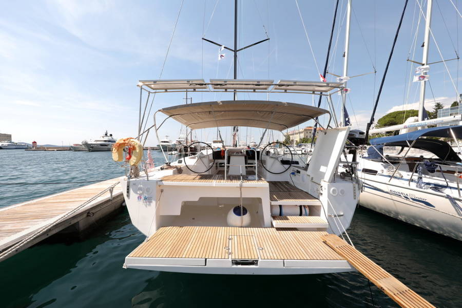 Dufour 560 GL | Anatoli with A/C and generator
