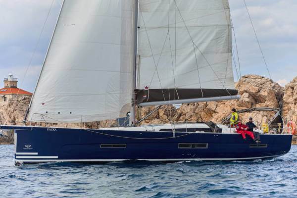 Dufour Exclusive 56 | KAZKA - FULLY EQUIPPED