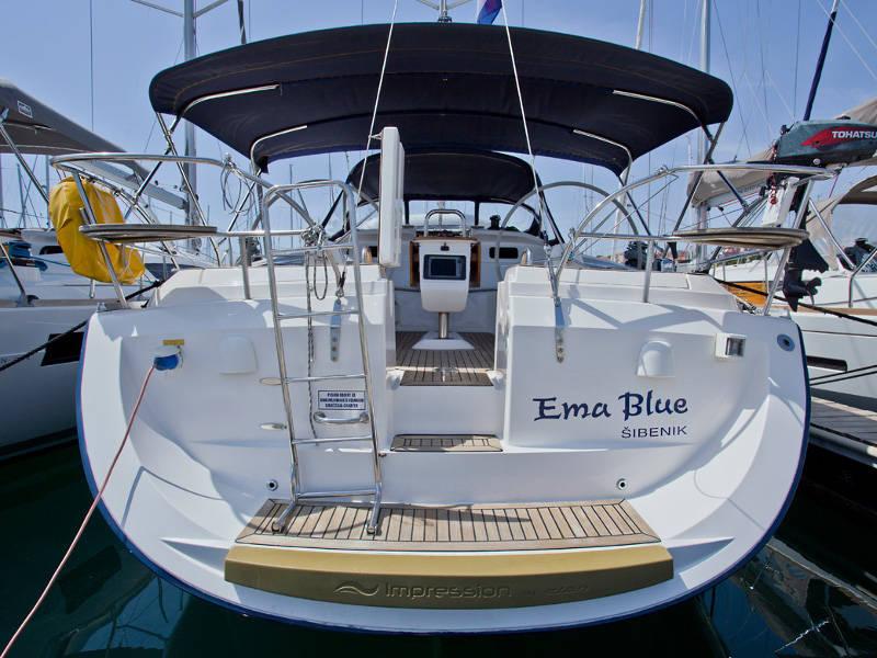 Elan 434 Impression  | Ema Blue