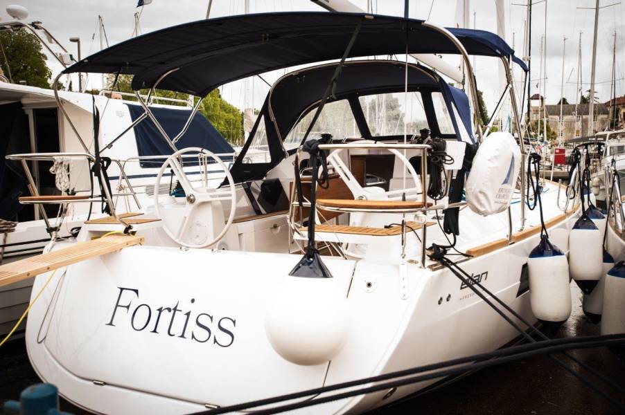 Elan Impression 40  | Fortiss - with A/C