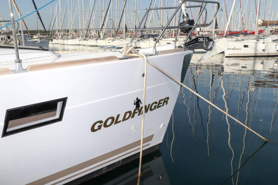 Elan Impression 45    Goldfinger with AC