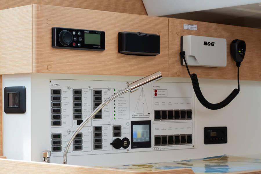 Elan Impression 50  | Alegria I (LCD TV, AC, heating, bowthruster)