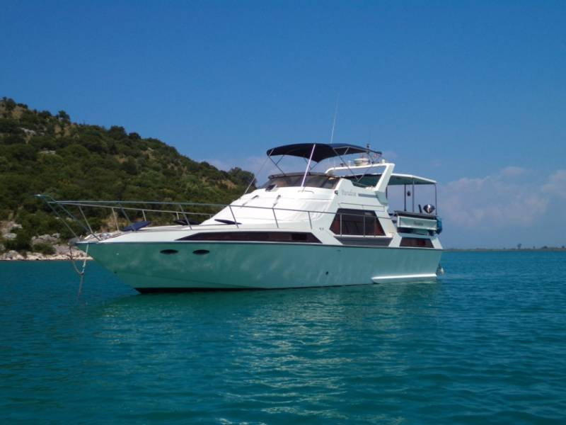 Fairline Phantom 46 - 3 cab.