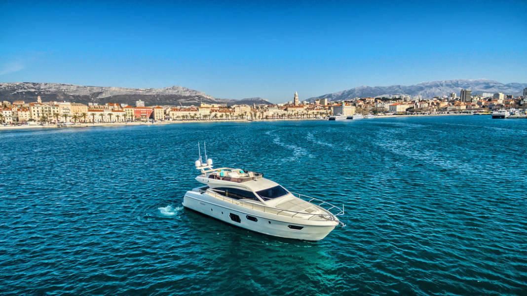 Ferretti Yachts 620  | KIMON