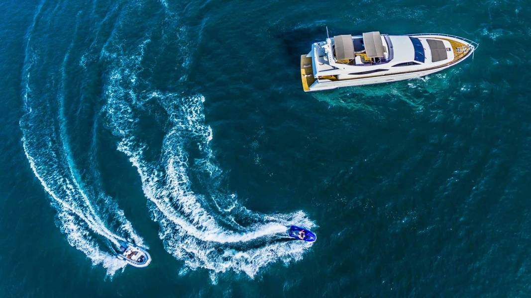 Ferretti Yachts 760 | Quo Vadis I