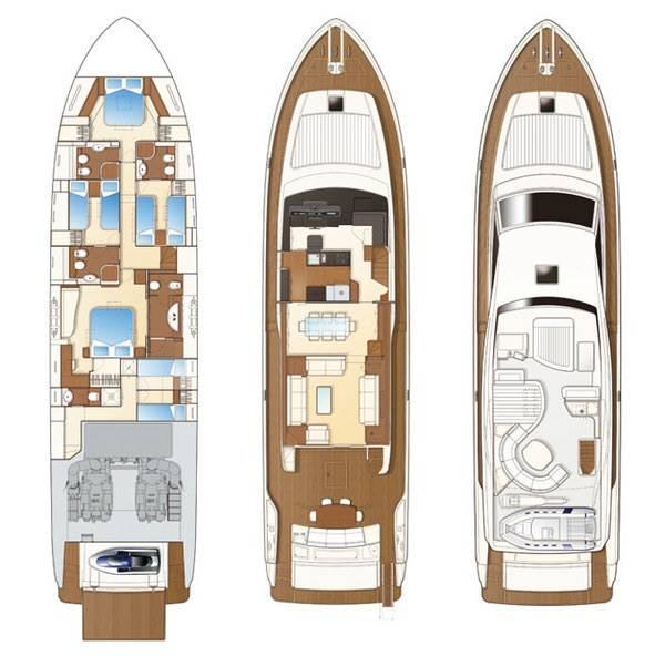 Ferretti Yachts 780 HT  | No name yet