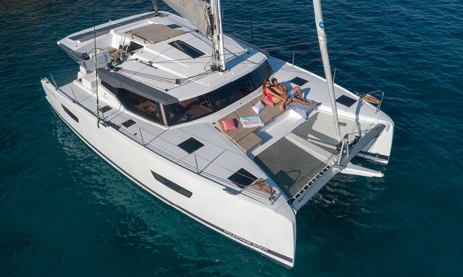 Fountaine Pajot Astrea 42 - 3 + 1 cab.