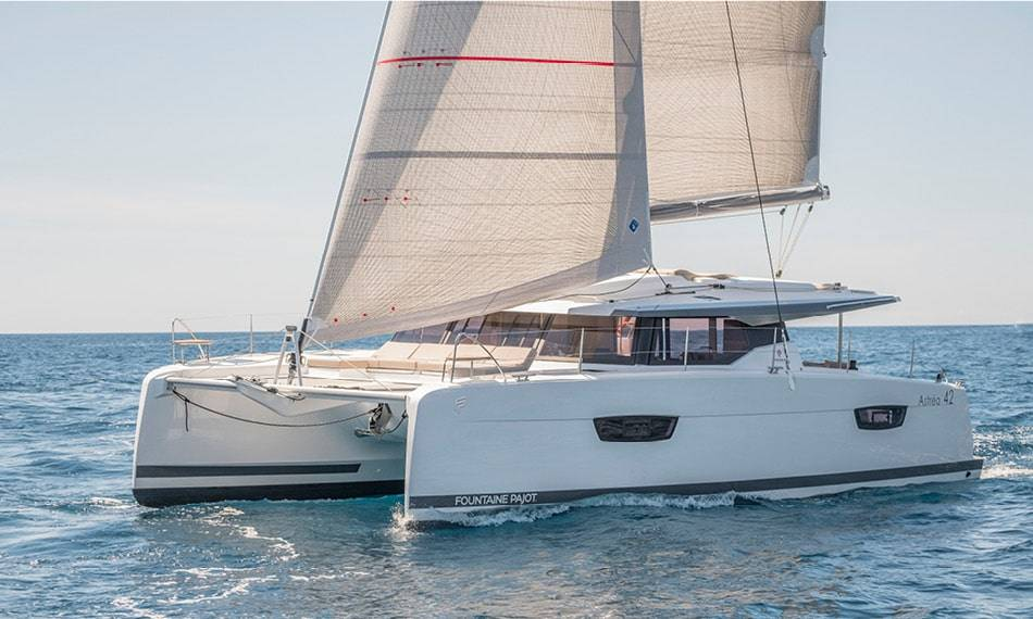 Fountaine Pajot Astrea 42 - 3 + 2 cab.