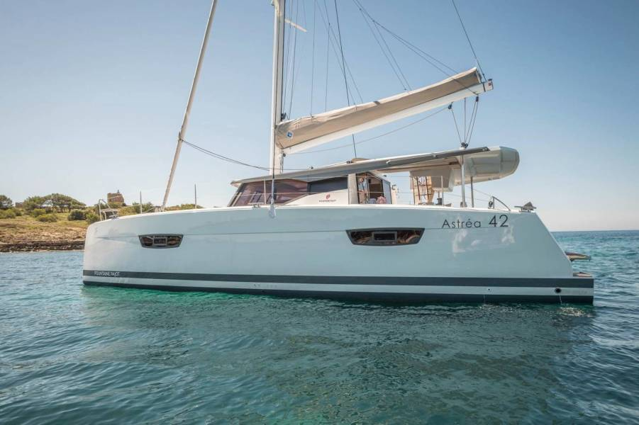 Fountaine Pajot Astrea 42 - 4 + 2 cab.