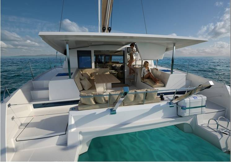 Fountaine Pajot Lucia 40  | WHY NOT