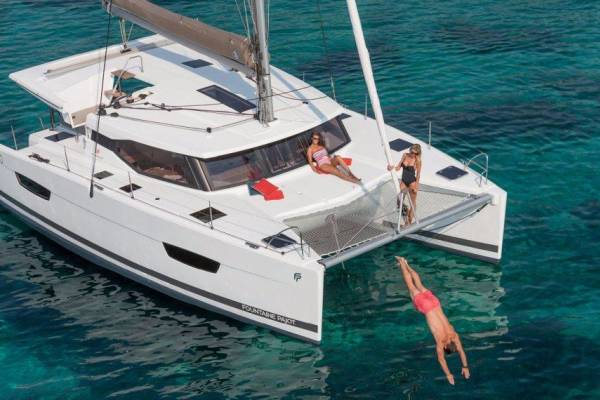 Fountaine Pajot Lucia 40 | Bella IV