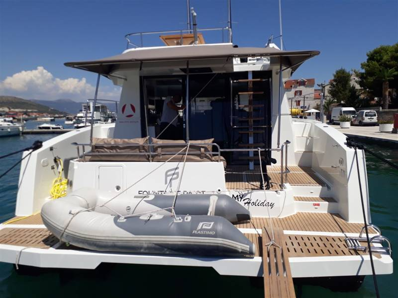 Fountaine Pajot MY 37 - 3 cab.