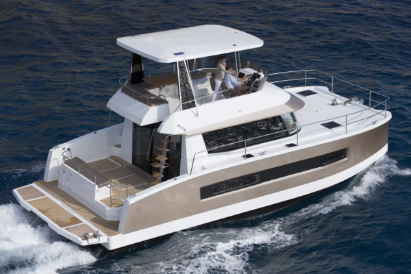 Fountaine Pajot MY 37 | Jam