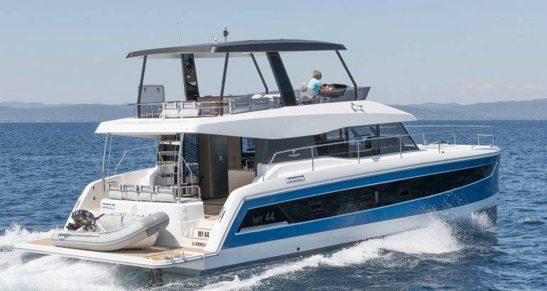 Fountaine Pajot MY 44 - 3 + 1 cab.