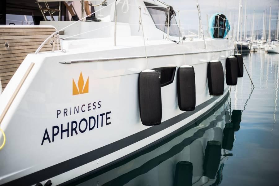 Fountaine Pajot Saba 50  | Princess Aphrodite (crewed)