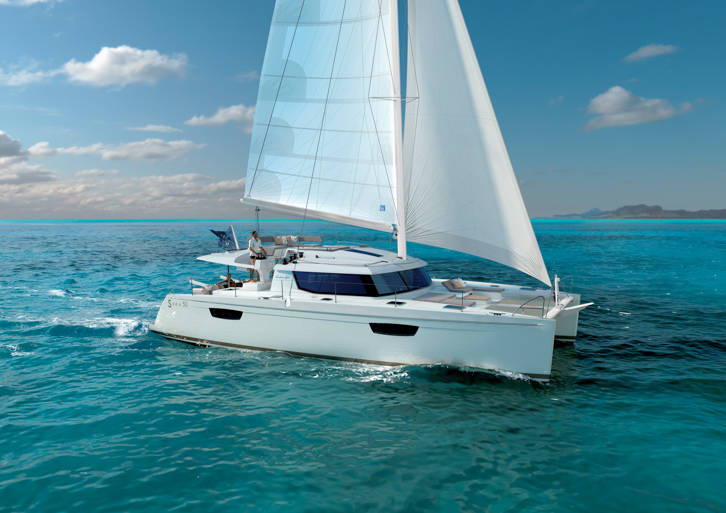 Fountaine Pajot Saba 50 - 6 + 2 cab.