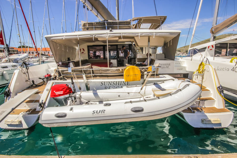 Fountaine Pajot Saba 50 - 4 + 2 cab.