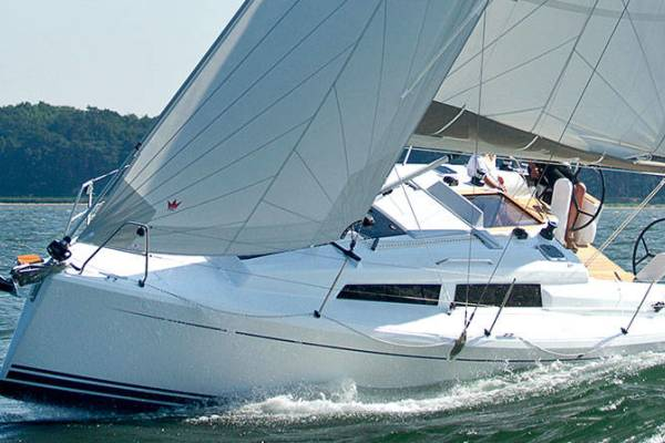 Hanse 315 | Miss Behavin'