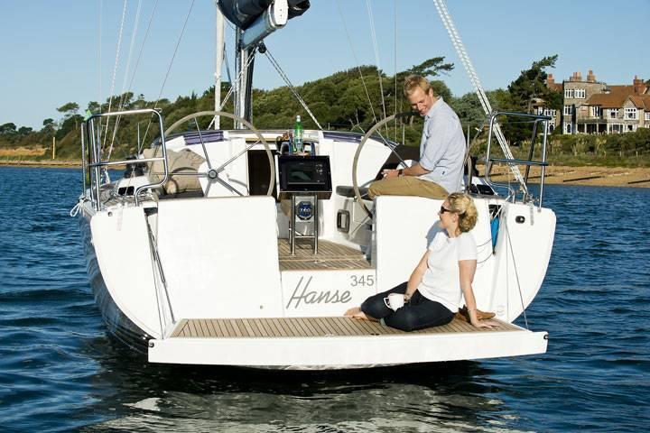 Hanse 345  | No Name