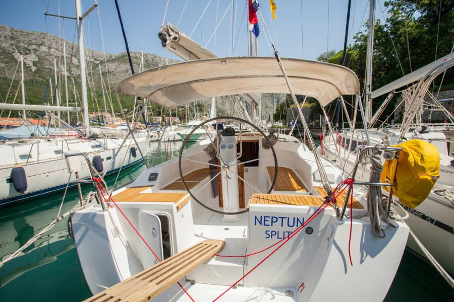 Hanse 355    Neptun