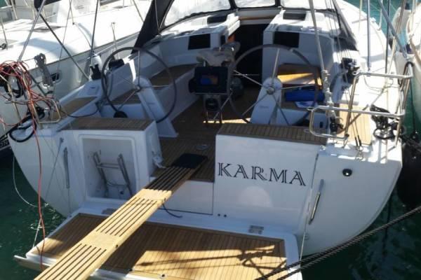 Hanse 415 | Karma