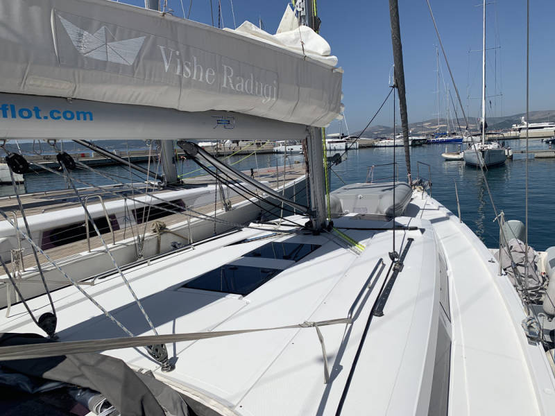 Hanse 445  | Zhelaet - renewed 2017